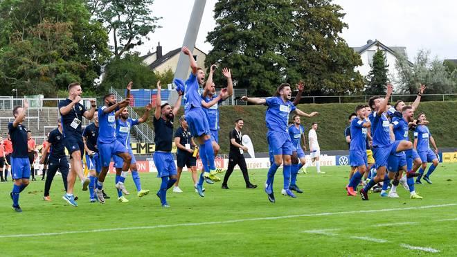 Der 1. FC Düren wurde erst 2017 gegründet