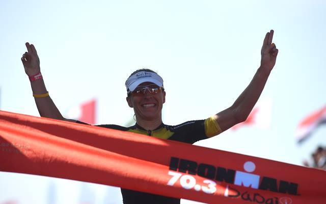 Anne Haug bestreitet am Samstag ihren ersten Ironman in Hawaii