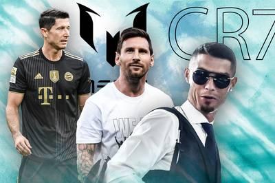 Robert Lewandowski ist womöglich der beste Fußballspieler der vergangenen Jahre. Trotzdem kommt er in der Wahrnehmung weit nach Lionel Messi und Cristiano Ronaldo. Warum eigentlich?