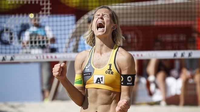 Laura Ludwig wurde 2016 Olympiasiegerin