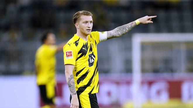 Marco Reus spielt seit 2012 für Borussia Dortmund