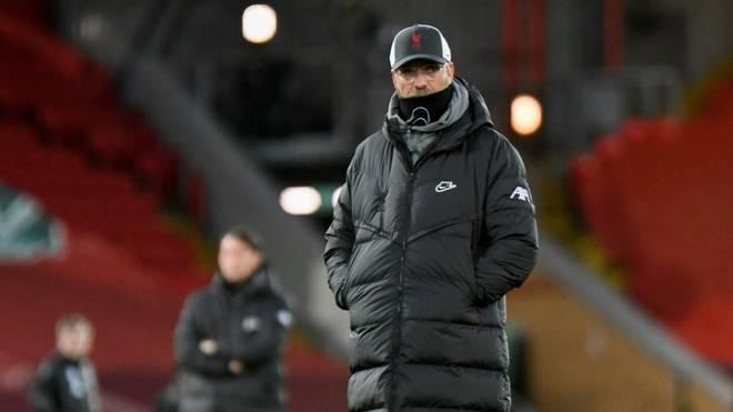 Jürgen Klopp ist unzufrieden nach Patzer gegen West Brom