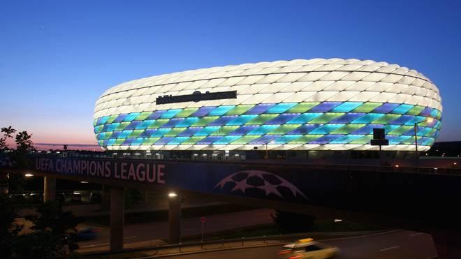 2012 fand zuletzt das Finale der Champions League in München statt