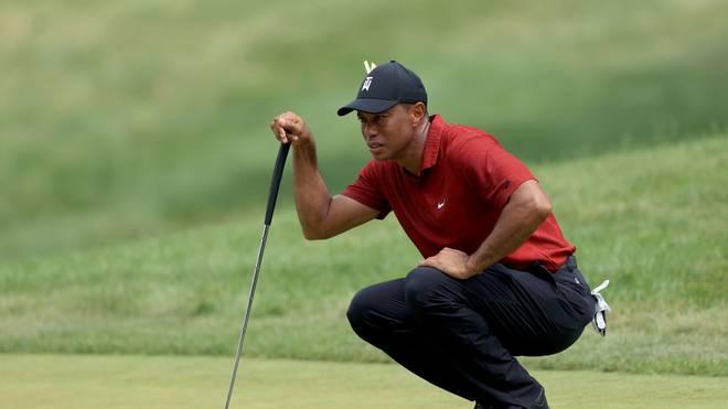 Tiger Woods verzichtet auf die World Golf Championship in Memphis