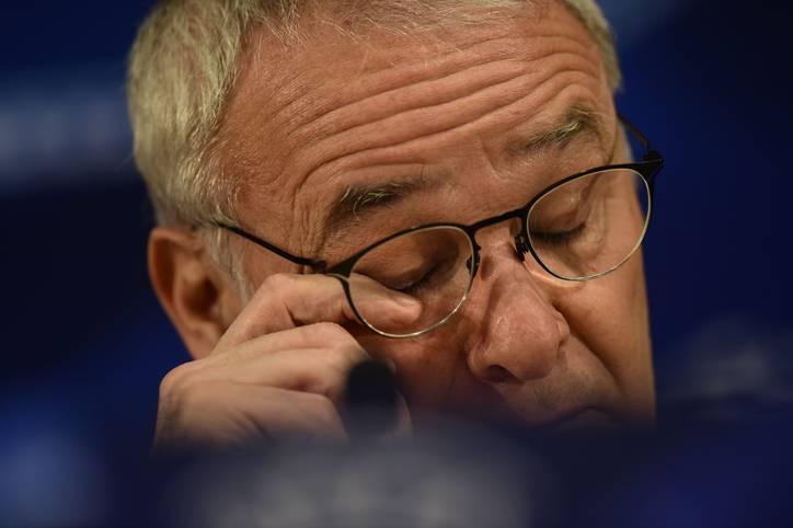 Abstiegskampf in der Premier League, Aus im FA Cup, Niederlage im Achtelfinal-Hinspiel der Champions League - Englands Sensationsmeister Leicester befindet sich seit Wochen im freien Fall. Die Konsequenzen muss Claudio Ranieri tragen