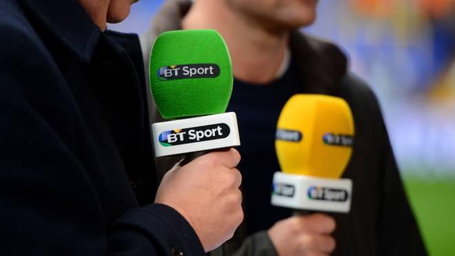 BT Sport und Sky Sports sind die offiziellen Premier-League-Sender in England