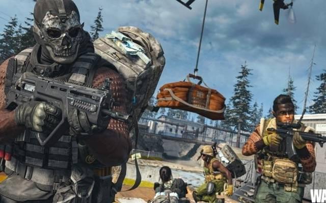 Bald sind die Spieler in Call of Duty: Warzone nur noch zu Fuß unterwegs