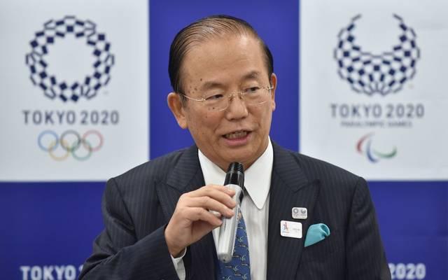 Will keine Alarmstimmung aufkommen lassen: OK-Chef Toshiro Muto