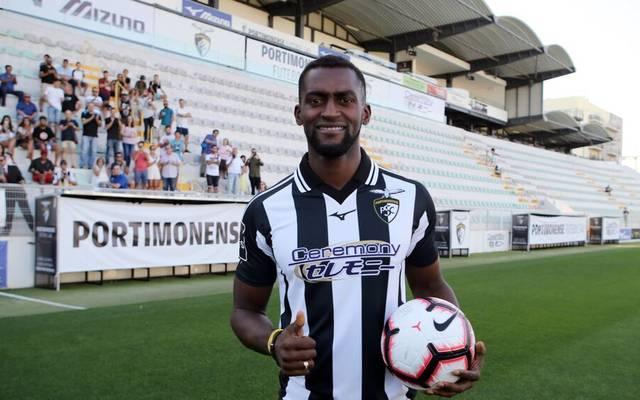 Jackson Martinez spielte zuletzt für Portimonense SC