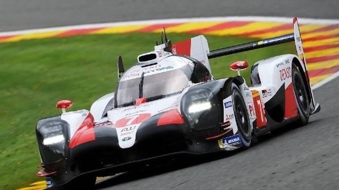 Und am Ende macht's doch wieder Toyota: Beinahe-Rekord mit deutlich mehr Gewicht