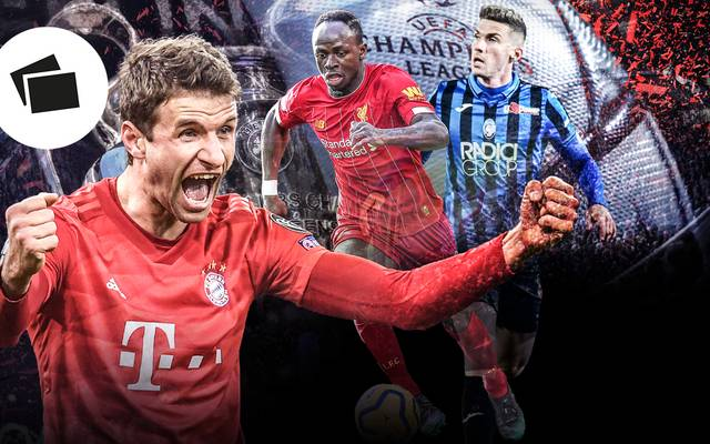 Thomas Müller (l.) ist mit seinem FC Bayern derzeit in starker Verfassung