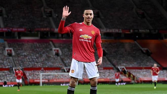 Manchester United verlängert den Vertrag mit Mason Greenwood
