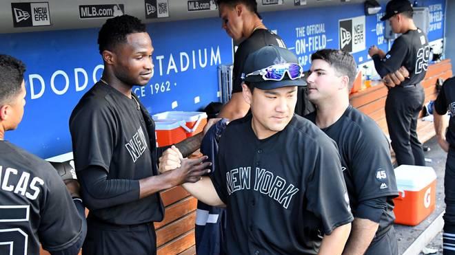 Die New York Yankees stellen einen MLB-Rekord auf