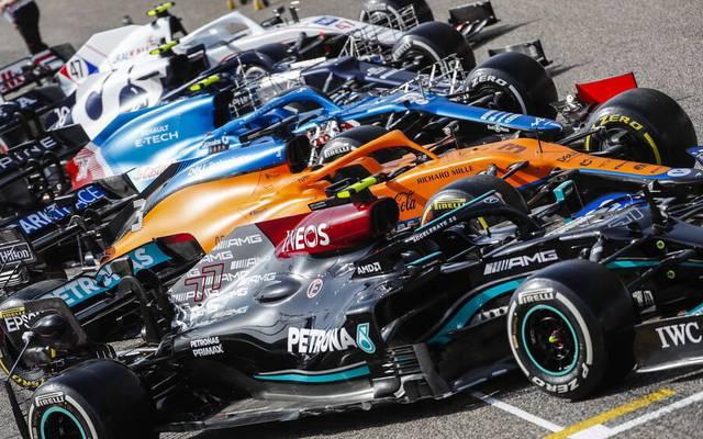 Formel 1 Regeln: SPORT1 erklärt die Regeln der F1!