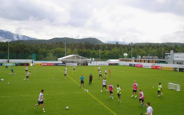 Germany - Southern Tyrol Training Camp Day 2
