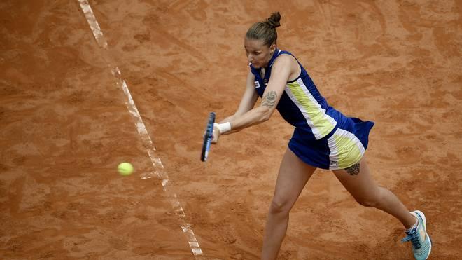 Karolina Pliskova hat das Turnier in Rom gewonnen