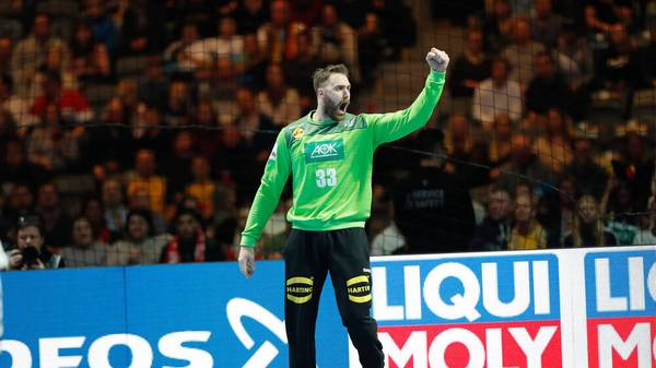 Andreas Wolff (Allemagne Germany) HANDBALL : allemagne vs portugal - ehf euro 2020 - classement 5-6 - 25 01 2020 BertrandDelhomme Panoramic PUBLICATIONxNOTxINxFRAxITAxBEL