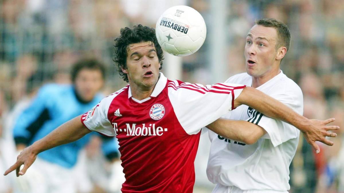 Fussball: DFB Pokal 03/04