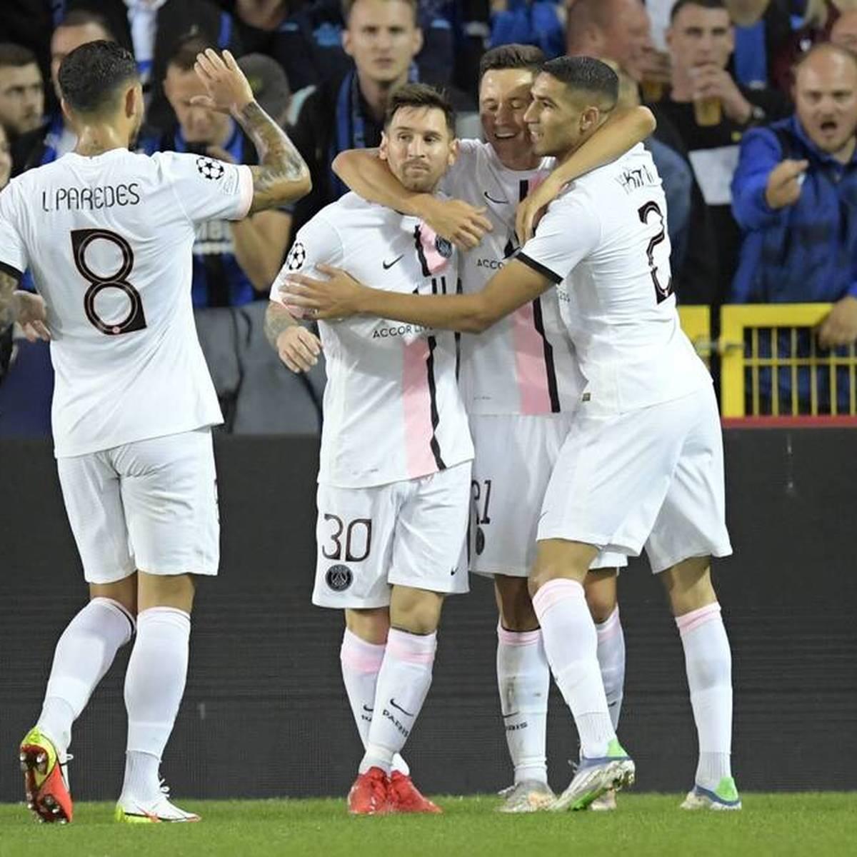 """PSG-Star von Messi überrascht: """"Habe nicht erwartet, ..."""""""