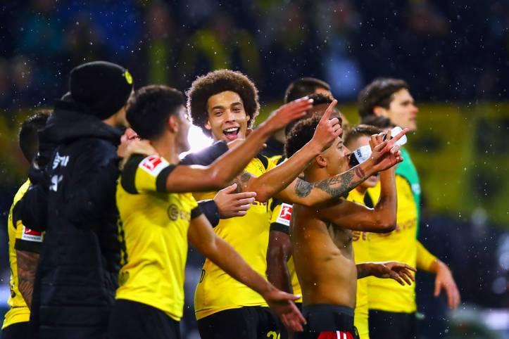 Noch immer hat Borussia Dortmund sechs Punkte Vorsprung auf den FC Bayern. Hält sich dieser auch über den 19. Spieltag hinaus? Der BVB empfängt am Samstag Kellerkind Hannover. Die Münchner erwarten am Sonntag den VfB Stuttgart zum Süd-Duell