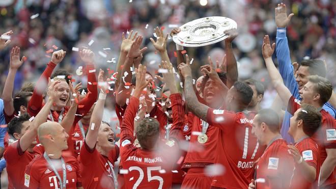 Der FC Bayern ist amtierender Deutscher Meister