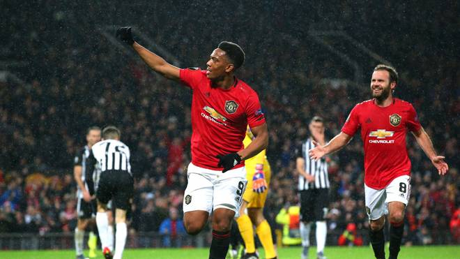 Manchester United steht nach einem souveränen Erfolg in der Runde der letzten 32 Teams