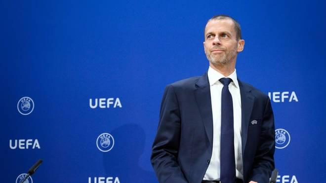 UEFA-Präsident Aleksander Ceferin hat in Nyon die grundlegende Reform der Champions League der Frauen verkündet