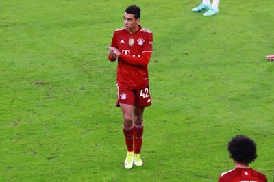 Jamal Musiala fehlt im bisherigen Kader des FC Bayern für die Champions League. Das hat Gründe.