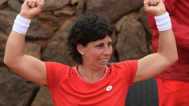 Nach acht Monaten Krebs geheilt: Carla Suarez Navarro