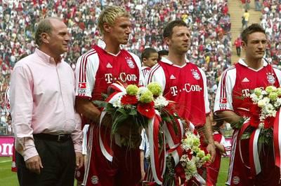 Thomas Linke stand beim dem FC Bayern einst vor dem Aus. Doch eine Wette mit Uli Hoeneß brachte ihm einen neuen Vertrag.