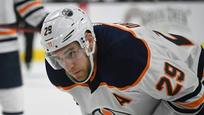 Leon Draisiatl ist mit den Oilers Außenseiter, was den Gewinn des Stanley Cup betrifft