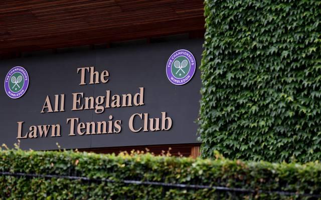 Wimbledon zahlte trotz der diesjährigen Absage viel Preisgeld an die Profis