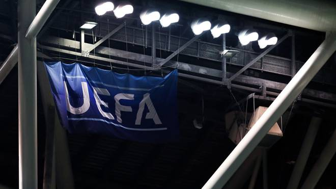 Die UEFA reagiert auf die Coronakrise in Europa