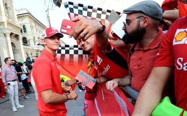Mick Schumacher vor 2021 definitiv nicht zu Ferrari
