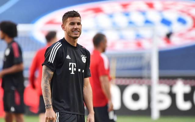 Lucas Hernández schließt einen vorzeitigen Abschied vom FC Bayern nicht mehr aus