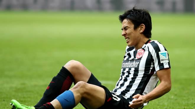 Makoto Hasebe hat sich gegen Bayern München verletzt