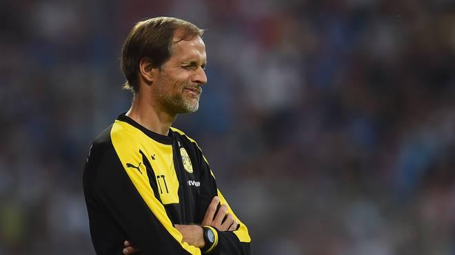 Borussia Dortmund Thomas Tuchel
