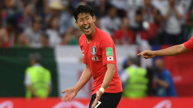 Heung-Min Son steht im Fokus bei Manchester United, dem FC Liverpool und Arsenal