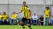 Sven Bender musste im Test gegen St. Pauli ausgewechselt werden