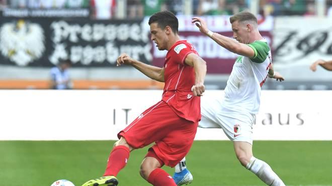 Keven Schlotterbeck wurde vom Sportgericht des DFB für zwei Spiele gesperrt