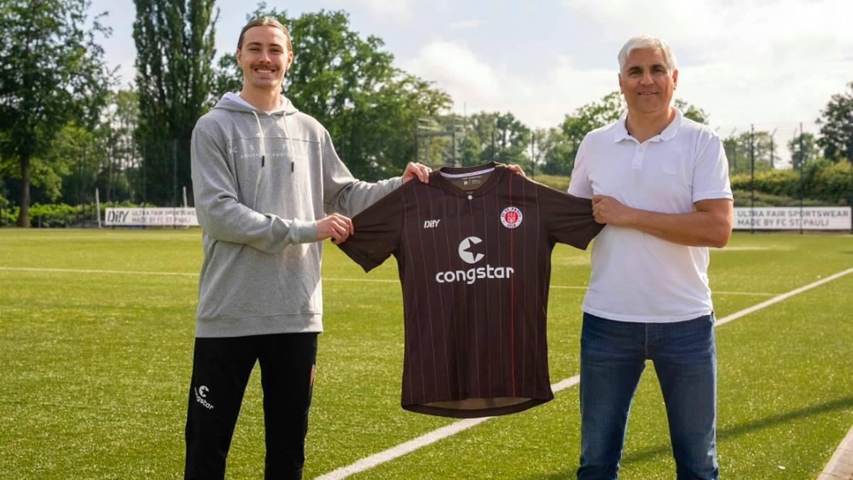Jackson Irvine (l.) wechselt zum FC St. Pauli