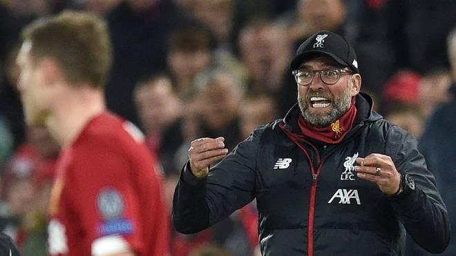 Jürgen Klopp und der FC Liverpool stehen in der Champions League vor einem Endspiel