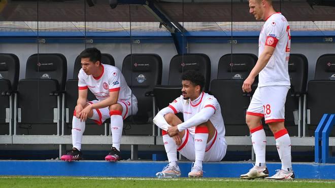 Die Niederlage von Fortuna Düsseldorf beim SC Paderborn kann Folgen im Aufstiegskampf haben