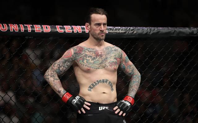 CM Punk verlor bei UFC 225 klar gegen Mike Jackson