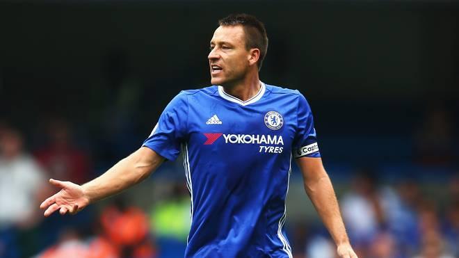 John Terry hat den FC Chelsea zum Ende der vegangenen Saison verlassen
