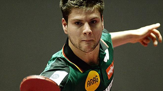 Dimitri Ovtcharov gewann mit Orenburg gegen Vaillante