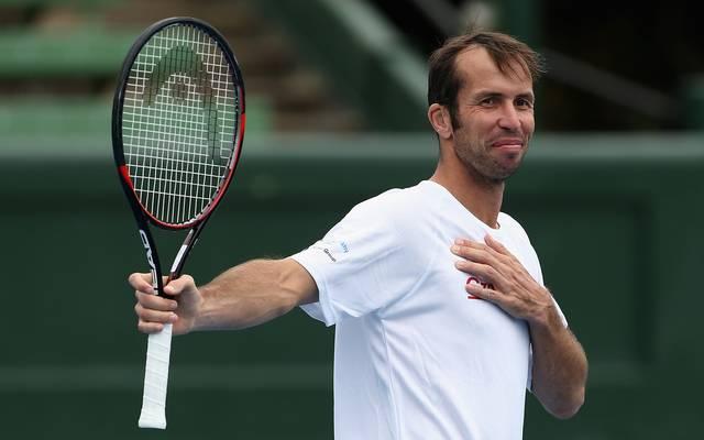 Radek Stepanek beendet nach 21 Jahren auf der ATP-Tour seine aktive Tennis-Karriere