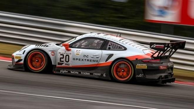 GPX Racing triumphiert bei den 71. 24 Stunden von Spa
