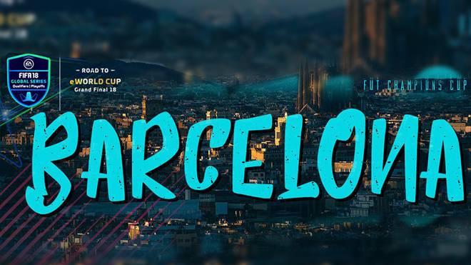 Die Weltelite in FIFA 18 gibt sich im sonnigen Spanien die Ehre. Die 128 besten Spieler kämpfen in Barcelona um 200.000 Euro Preisgeld.