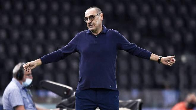 Maurizio Sarri soll neuer Trainer bei Lazio Rom werden